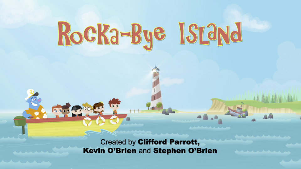 Rocka-Bye Island (Inis Spraoi)
